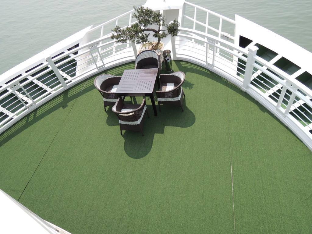 Starlight Cruise  Sundeck
