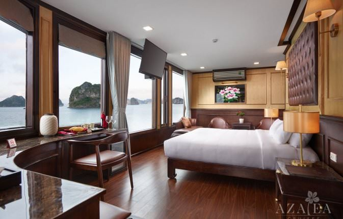 Phòng Exclusive Suite Ban Công