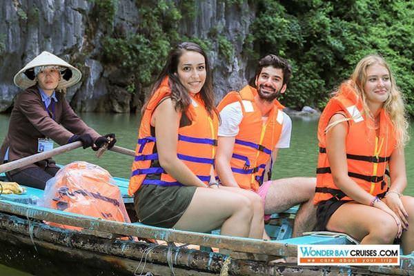 Chèo Thuyền Kayak Du Thuyền Wonder bay