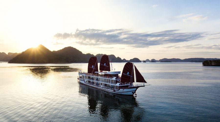 Du thuyền Perla Dawn