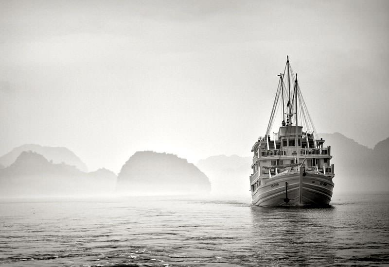 Du thuyền Paradise 55