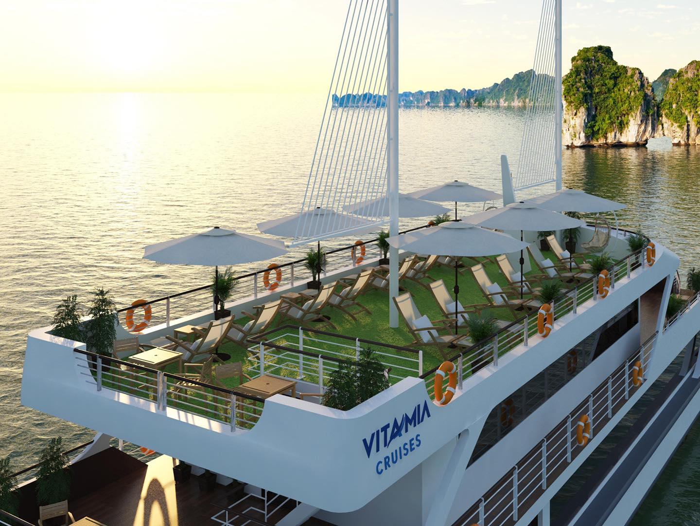 du thuyền vita mia 3