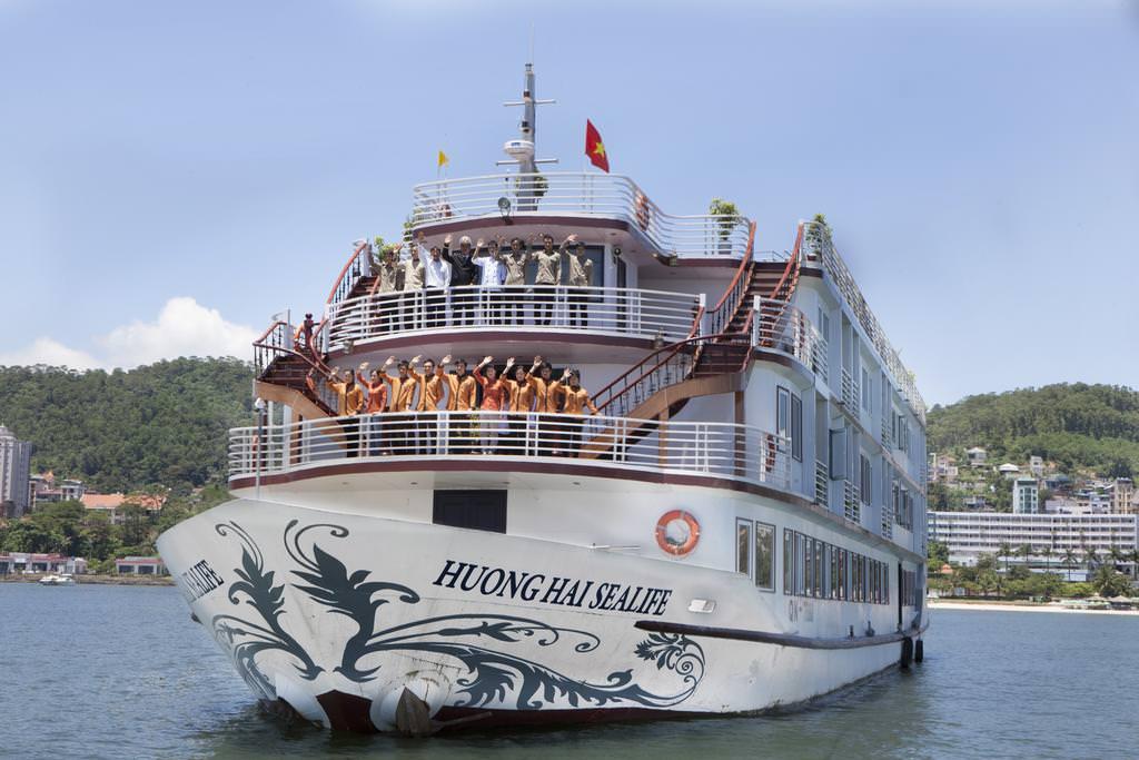 Huong Hai Sealife 1