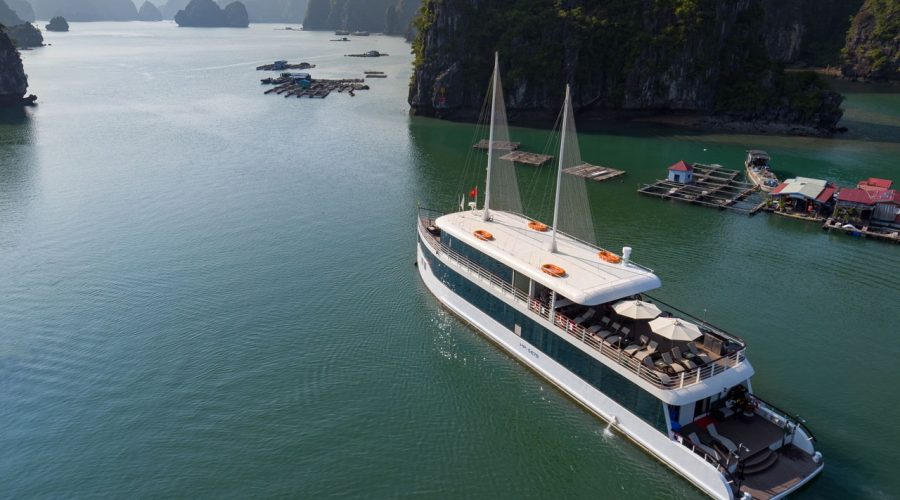 du thuyền Jade 12