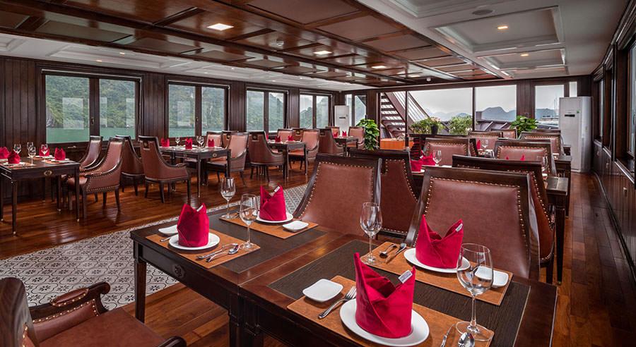 Nhà hàng du thuyền Orchid 1 Ngày