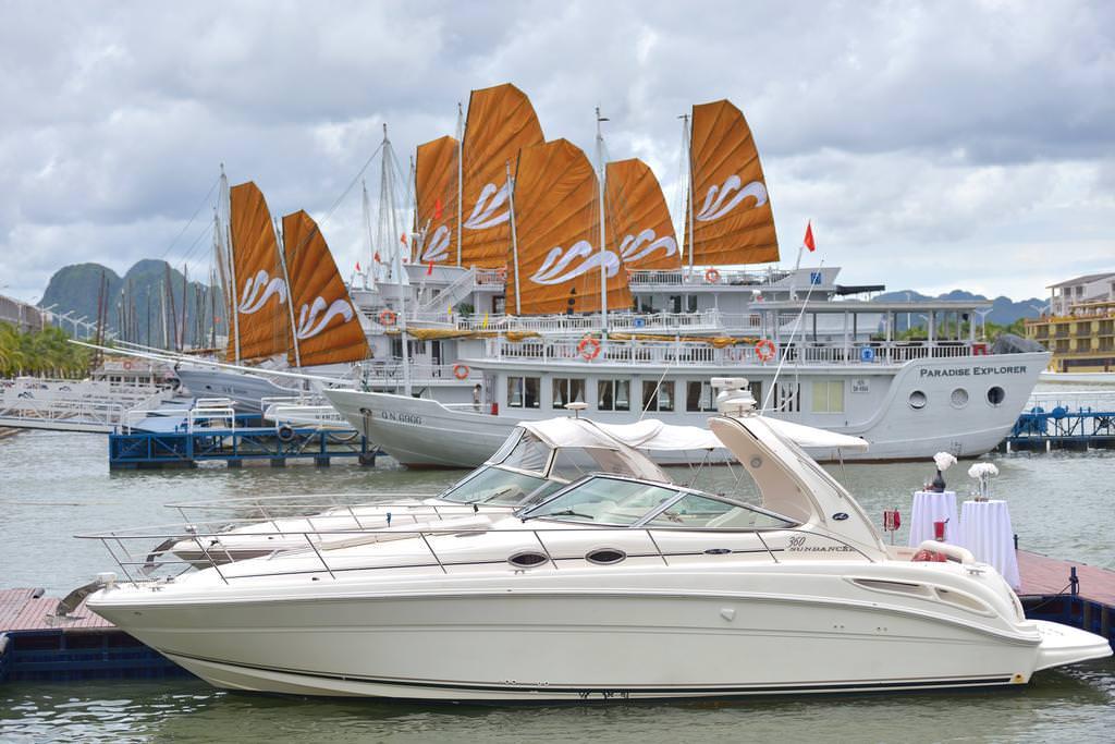 Du thuyền Paradise 9