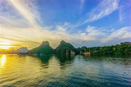 5 Bãi biển có cảnh bình minh đẹp nhất Việt Nam
