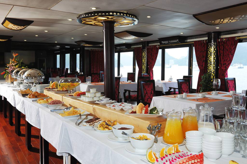 Starlight Cruise Buffet