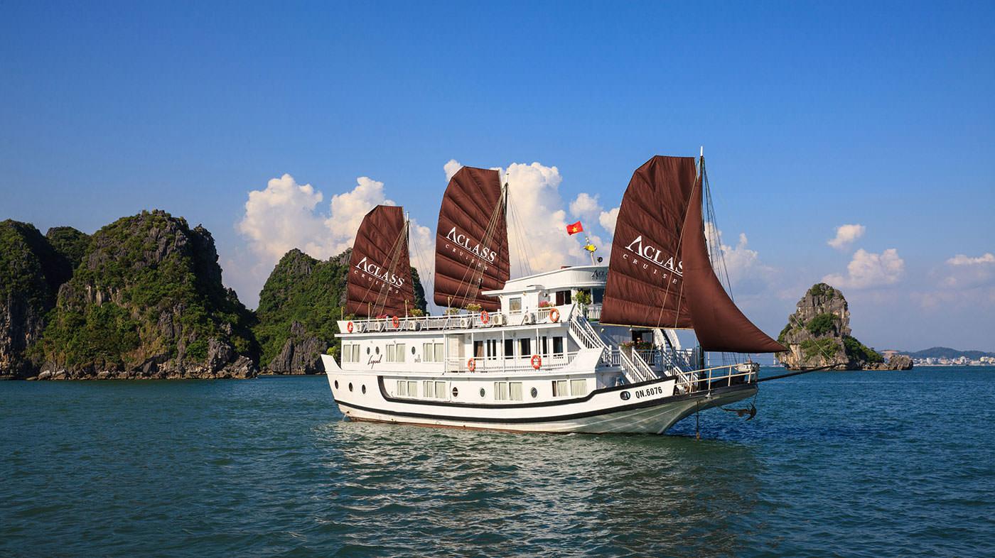 Du thuyền Aclass Legend