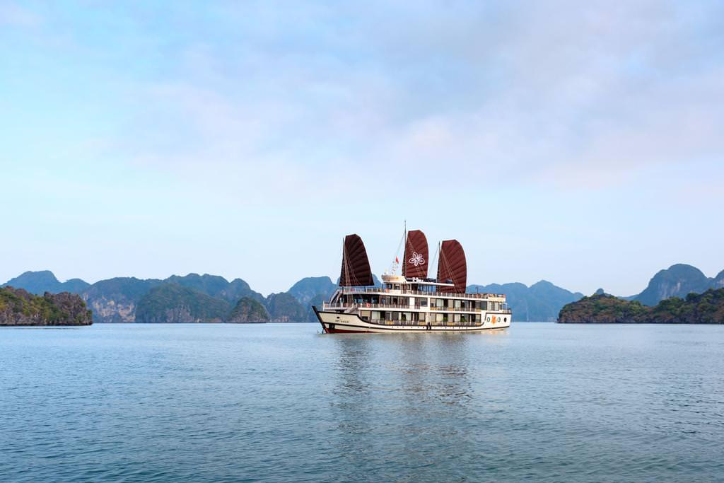 Du thuyền Azalea