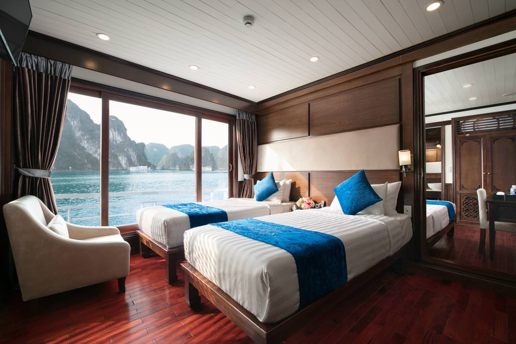 Phòng Family Suite Connecting