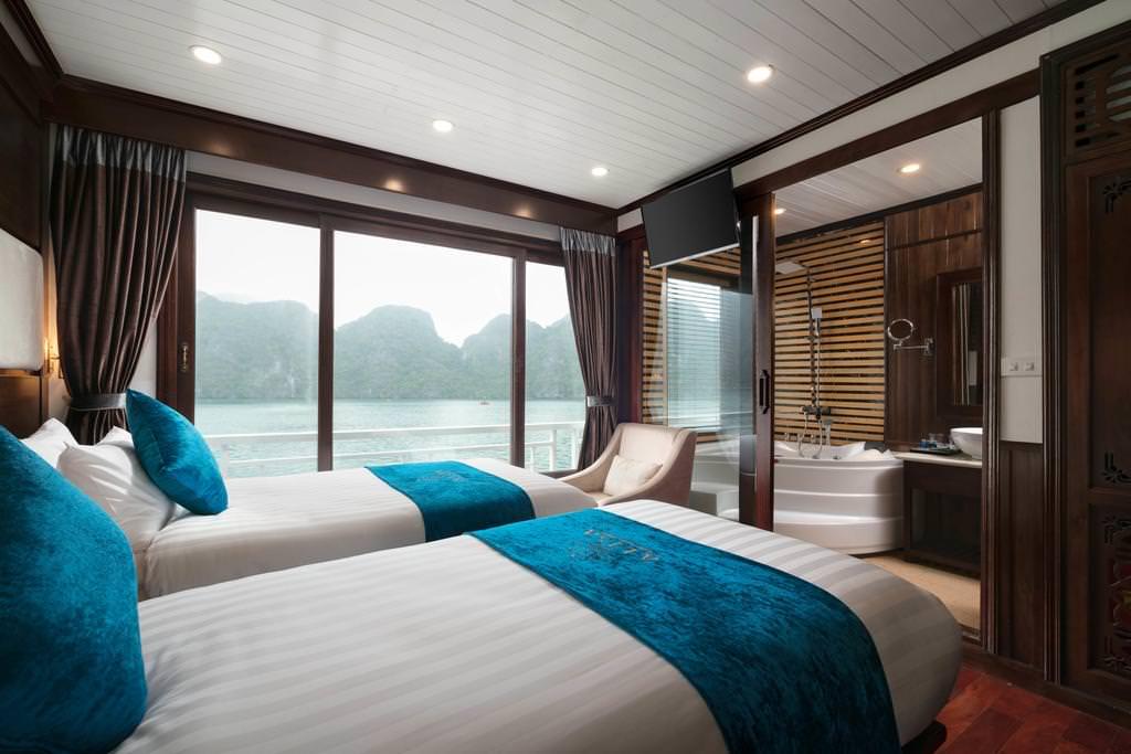 Phòng Senior Suite Ocean View