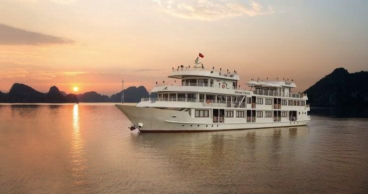 Du thuyền Athena
