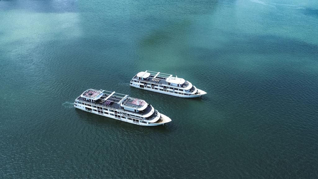 Du thuyền Athena Elegance