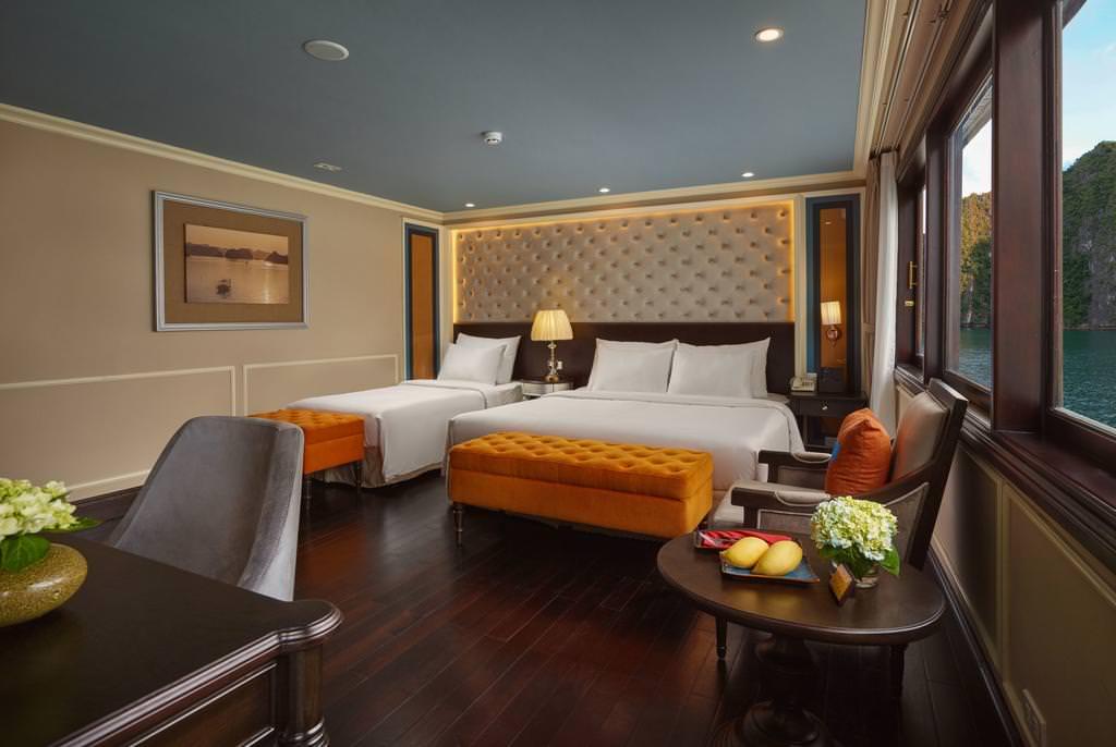 Phòng Athena Triple Suite