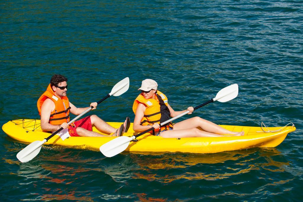 Chèo Thuyền Kayak Du Thuyền Phoenix 1 ngày