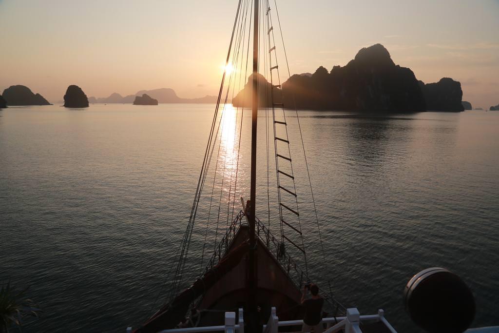 Du thuyền La Fairy