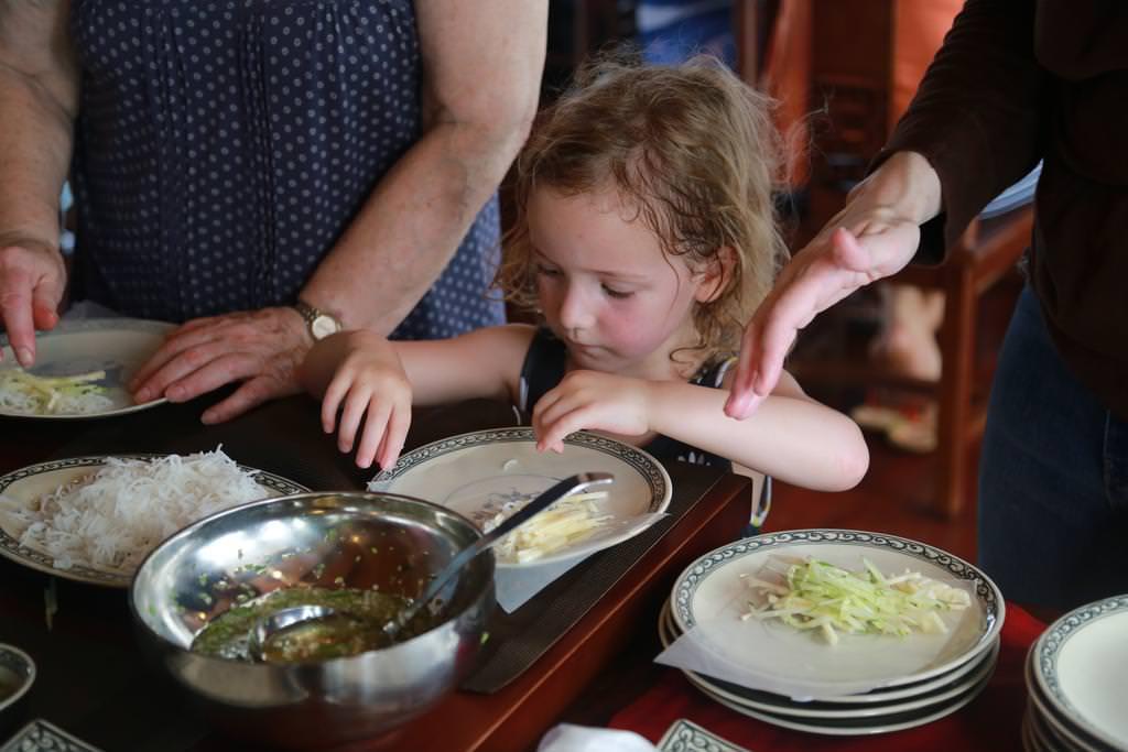 Học nấu ăn cùng du thuyền La Fairy