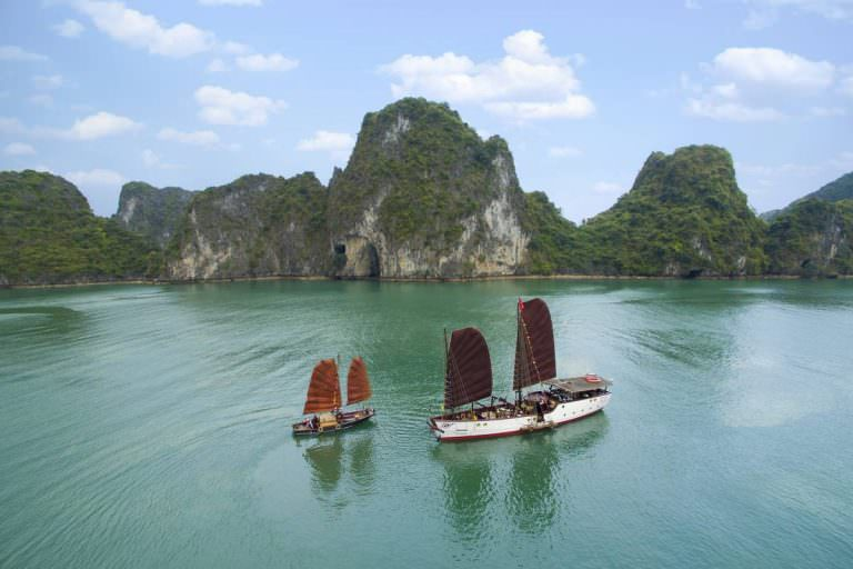 Du thuyền Nàng Tiên