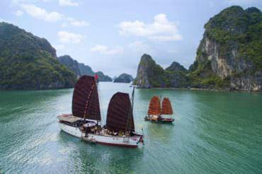 DU THUYỀN NÀNG TIÊN : Tour du lịch hạ long 1 ngày + Bái Tử Long