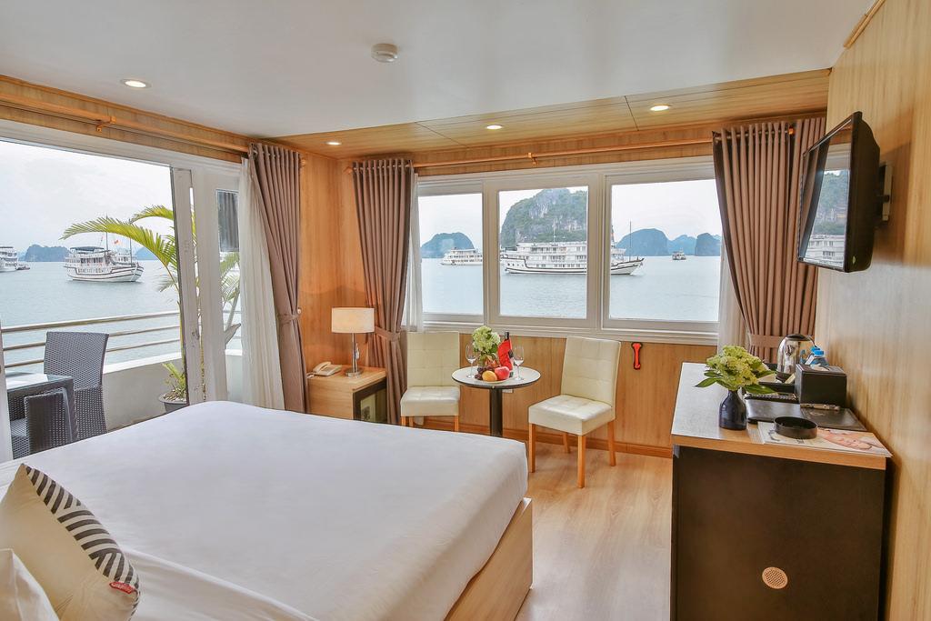 Phòng Athena Terrace Suite