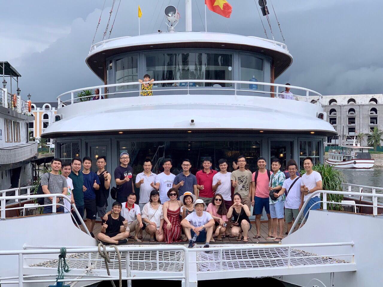 du thuyền Catamaran 9