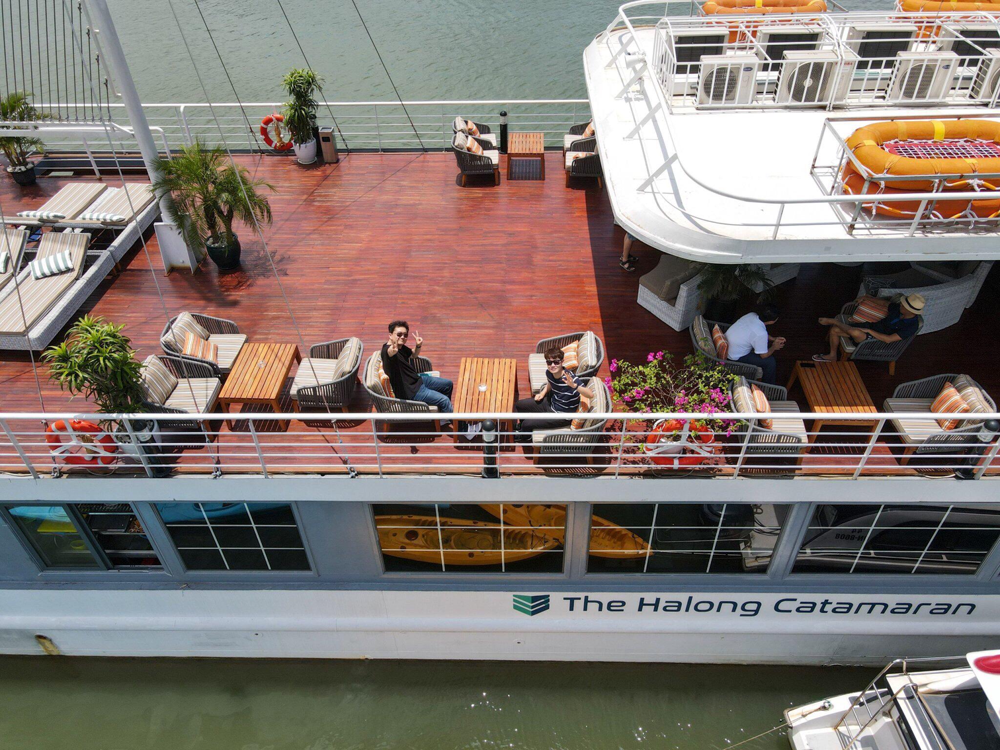du thuyền Catamaran 10