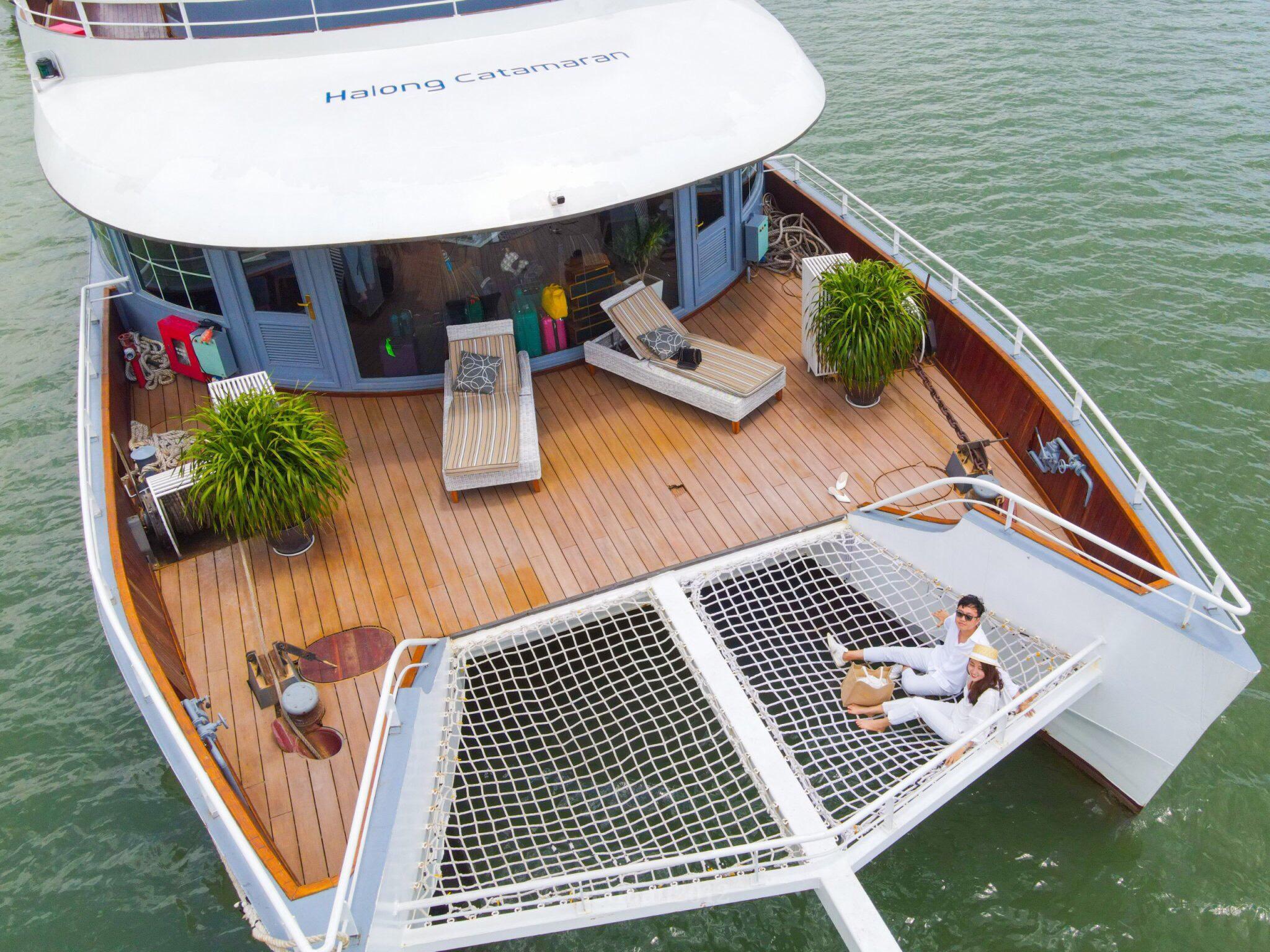 du thuyền Catamaran 11