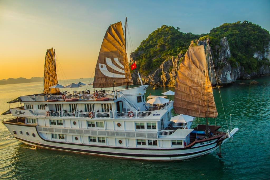 du thuyền Bhaya 2