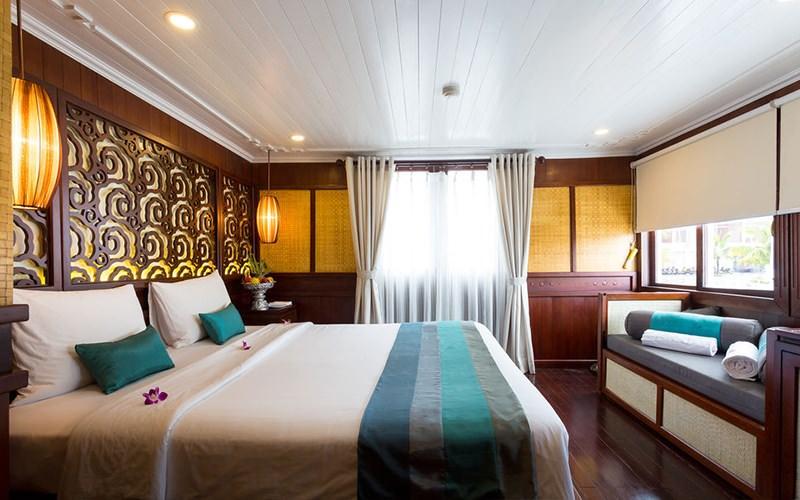 du thuyền Bhaya 60