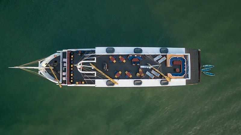 Du thuyền Paradise 42
