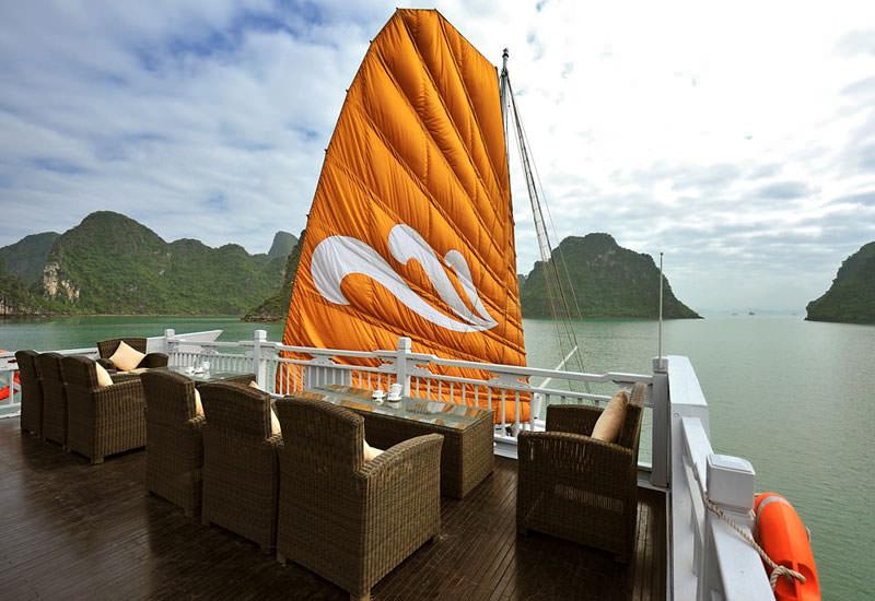 Du thuyền Paradise 52