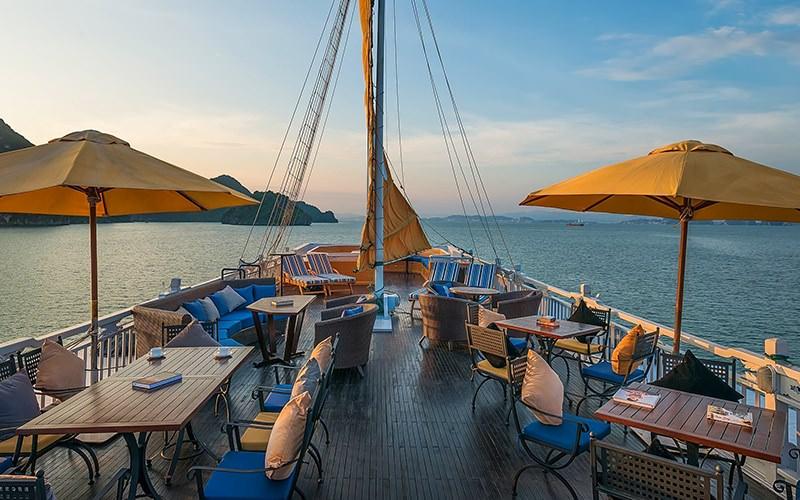 Du thuyền Paradise 60