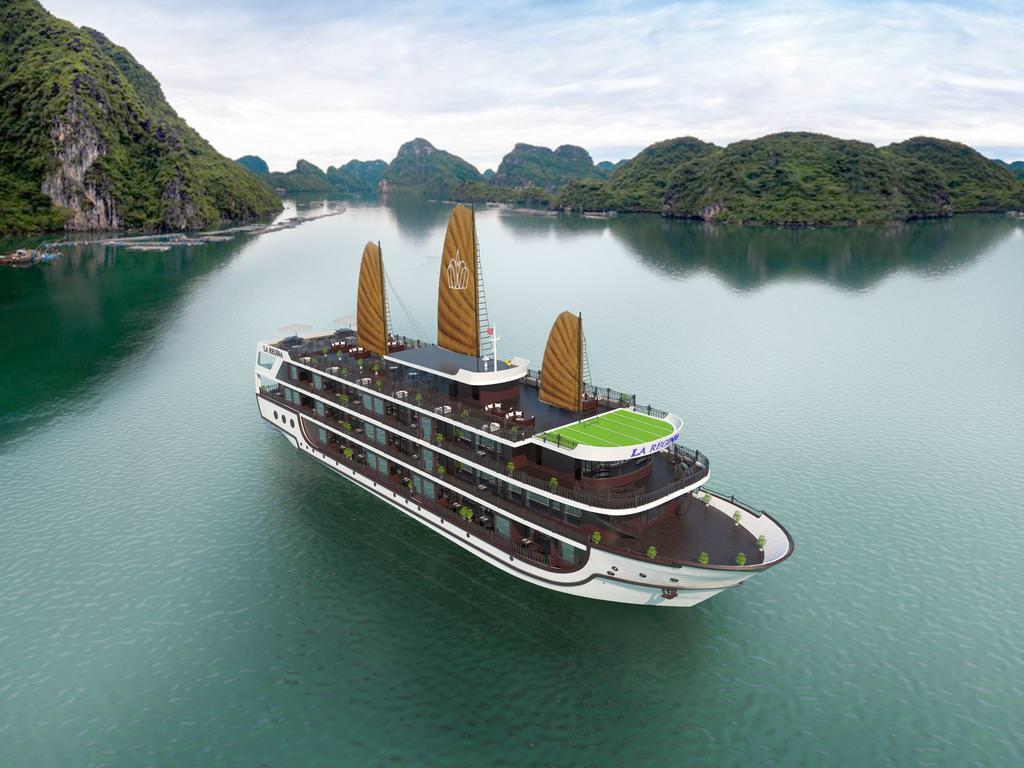 La Regina Cruise 1