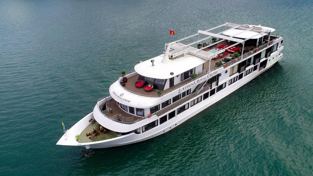 du thuyền athena royal 1
