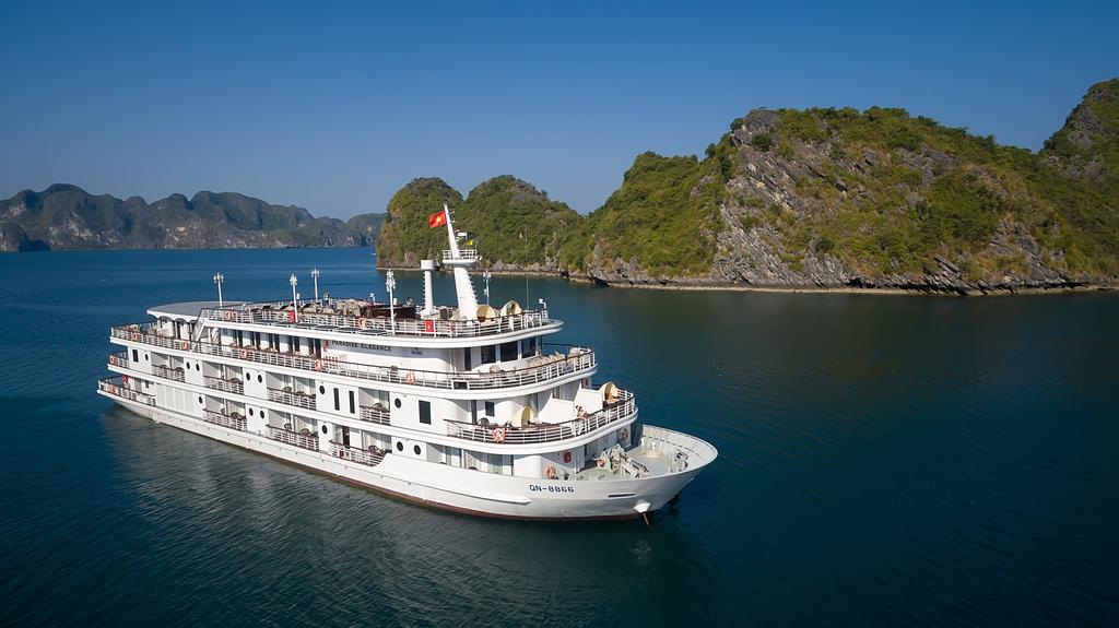 du thuyền paradise elegance 3