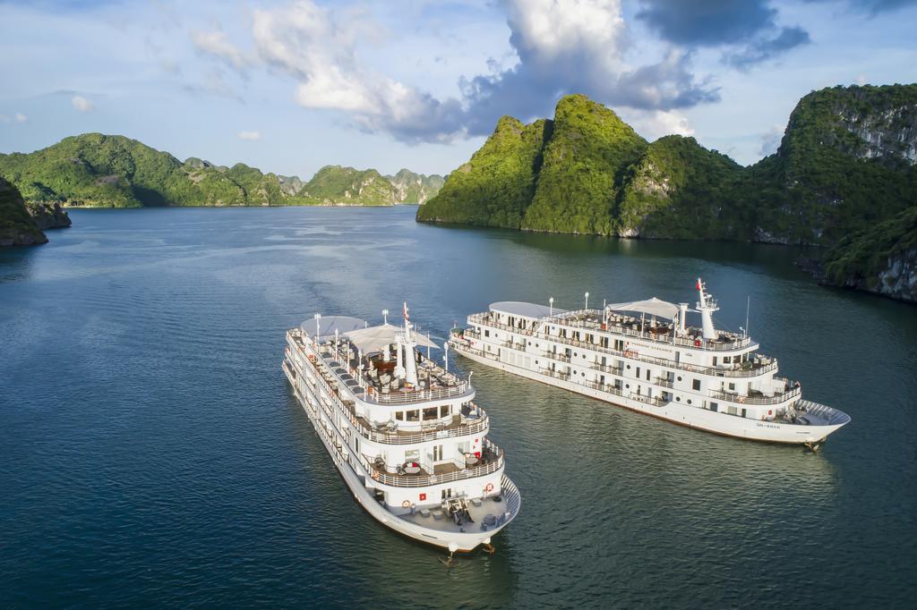 du thuyền paradise elegance 4