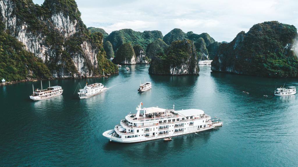 du thuyền paradise elegance 5