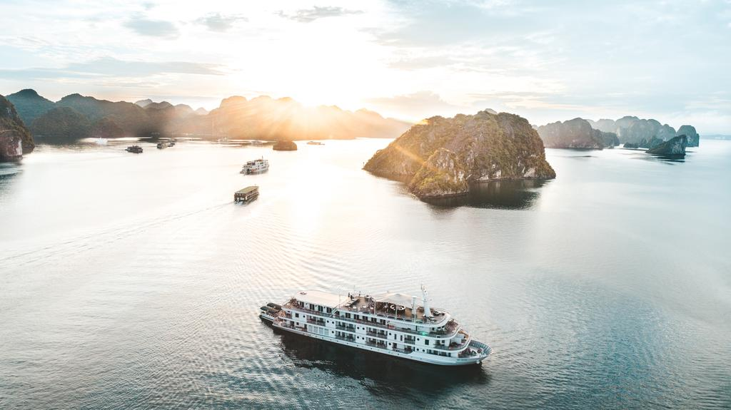 du thuyền paradise elegance 6