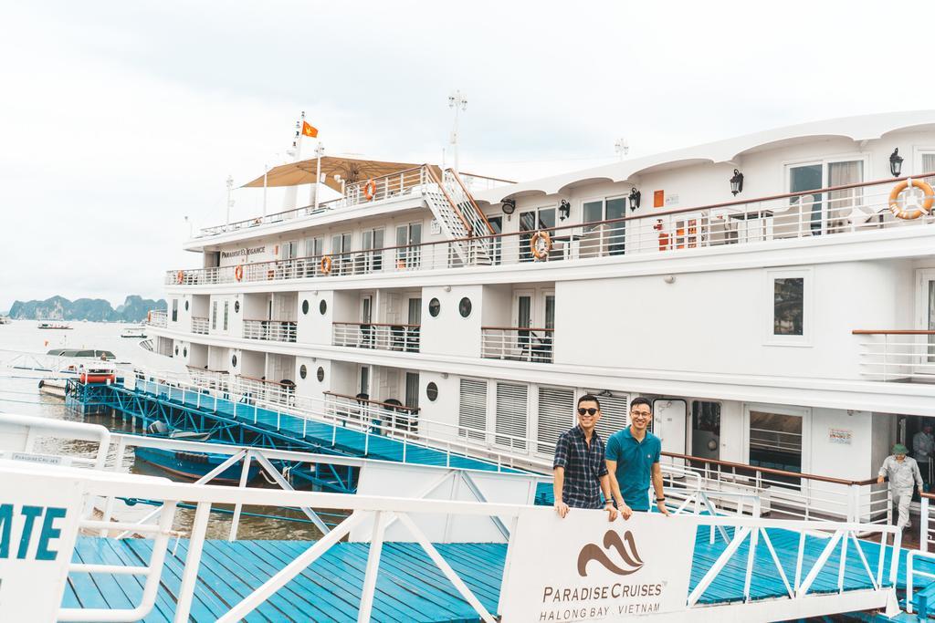 du thuyền paradise elegance 7