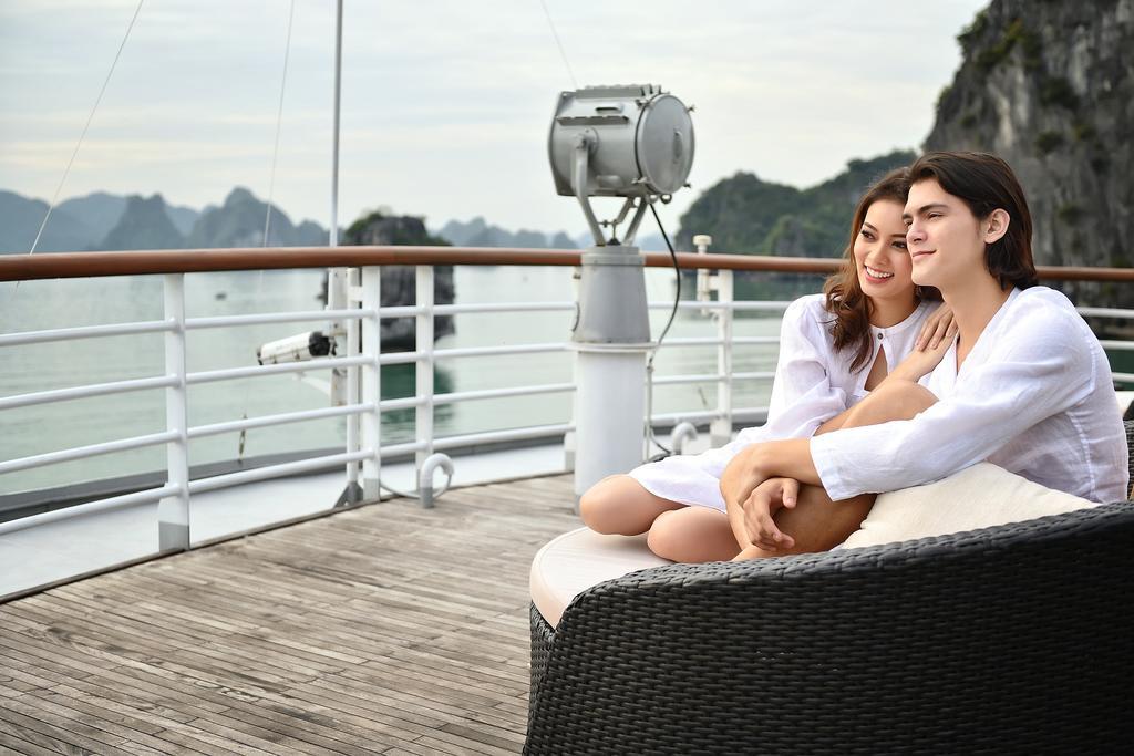 du thuyền paradise elegance 14