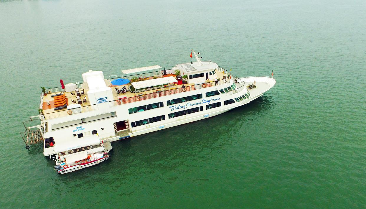 du thuyền công chúa 3