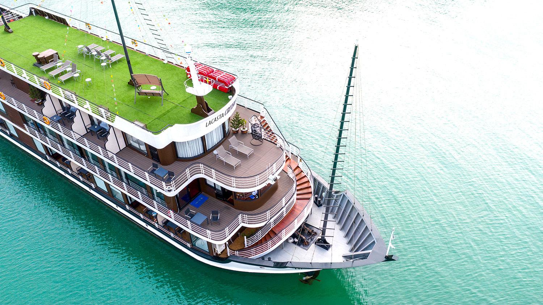 du thuyền La Casta 2