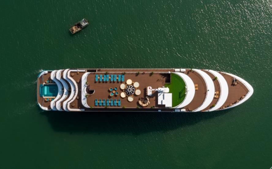 du thuyền capella 4