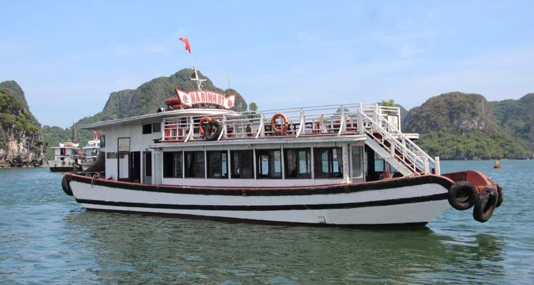 du thuyền hb 8
