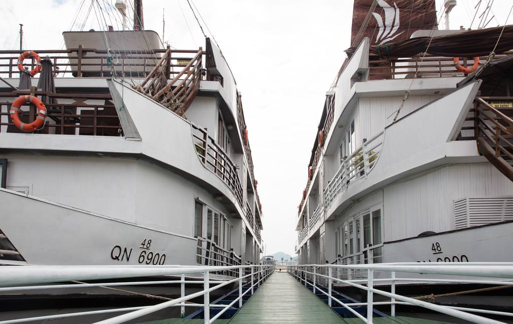 du thuyền Glory Legend 5