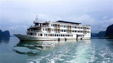 DU THUYỀN HƯƠNG HẢI SEALIFE : Thăm Bái Tử Long - Thiên Cảnh Sơn - Vung Viêng