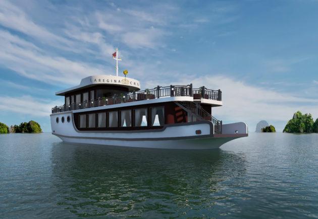 du thuyền La Regina 1 ngày g