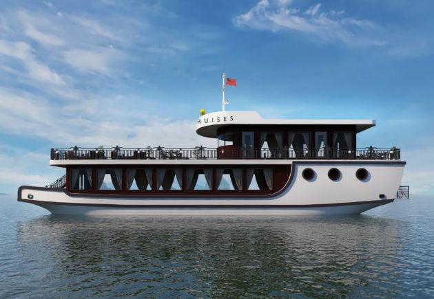 du thuyền La Regina 1 ngày h
