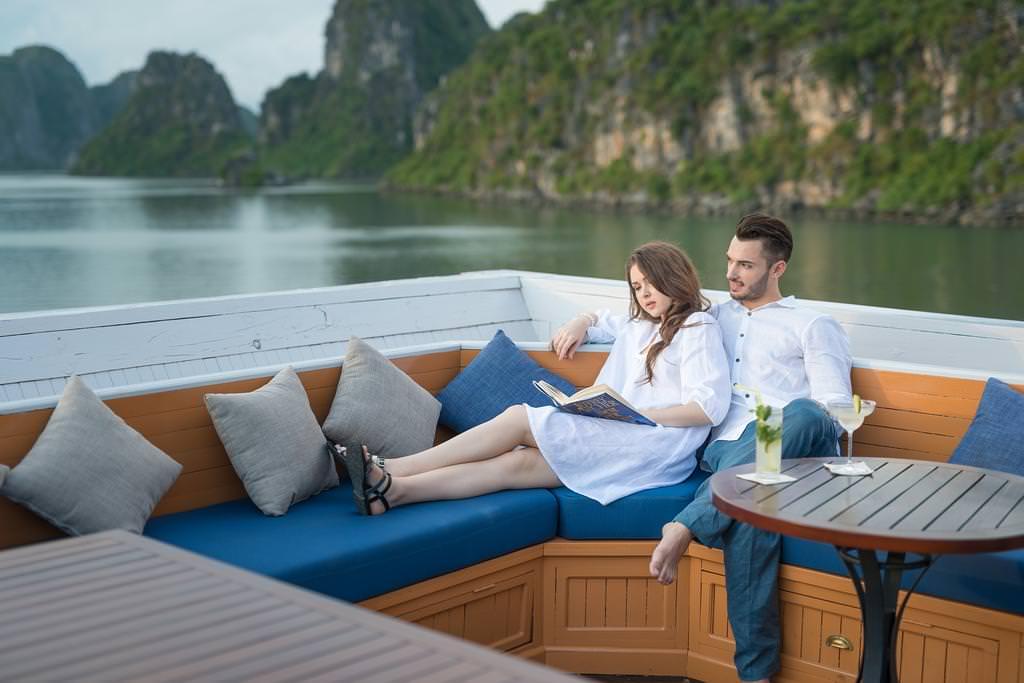 Du thuyền Paradise 20